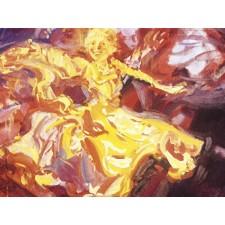 Огневушка-поскакушка. Диафильм по сказу П.Бажова