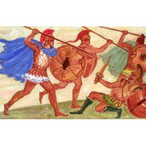 Сказание о троянской войне