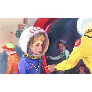 Девочка из 21 века (Приключения Алисы)- 2 части